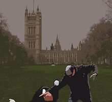 London Matrix, Martial arts Smith by Jasna