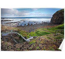 Tea Tree Creek Meets the Sea Poster