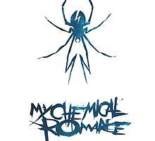 My Chemical Romance Space Logo by jcat