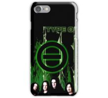 TYPE O NEGATIVE Rey1 Peter Steele iPhone Case/Skin