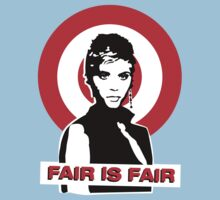 Billie Jean - FAIR IS FAIR Kids Tee