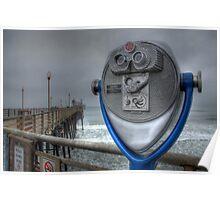 Binocular Vision Oceanside Poster