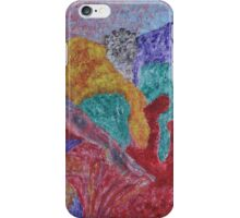 037 Abstract Thought iPhone Case/Skin