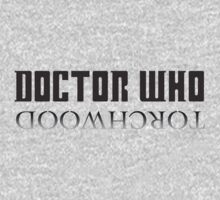 Doctor Who/Torchwood One Piece - Long Sleeve