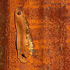 Macro photo of rust by crazylemur