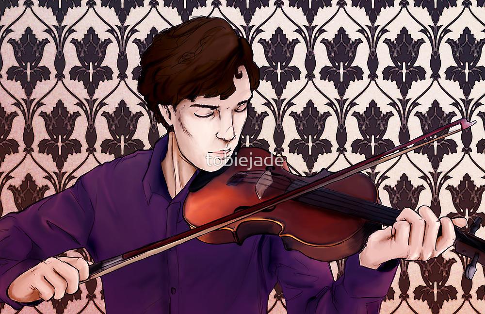Sonata for Solo Violin No.1 in G Minor by tobiejade