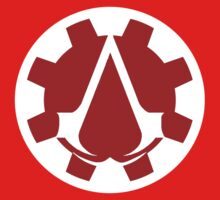 Steampunk Assassin's Creed Symbol Kids Clothes