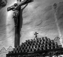 Mission San Diego de Alcala by Bob Christopher