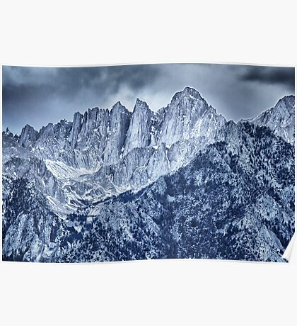 Mt. Whitney Poster