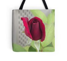 Red Rose for Cheryl Tote Bag