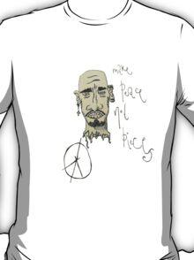 Make Peace Not Pieces T-Shirt