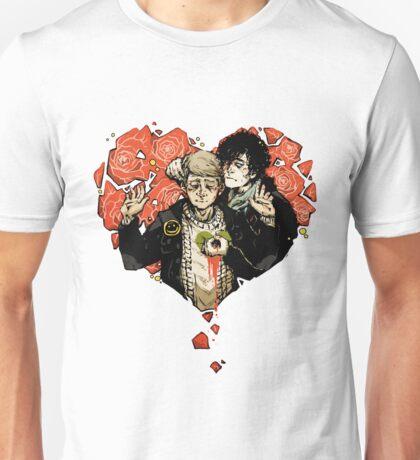 Sherlock: The Reichenbach Fall 2 Unisex T-Shirt