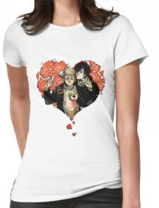 Sherlock: The Reichenbach Fall 2 Womens Fitted T-Shirt