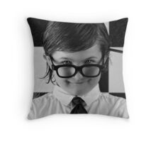 Hip to be Square - 2 Throw Pillow