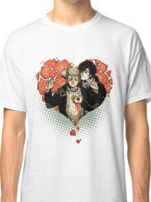 Sherlock: The Reichenbach Fall Classic T-Shirt