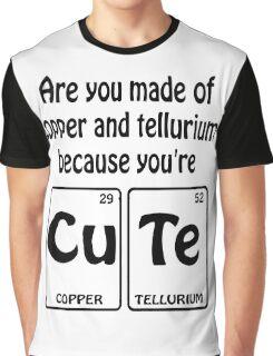 CUTE Elements Graphic T-Shirt