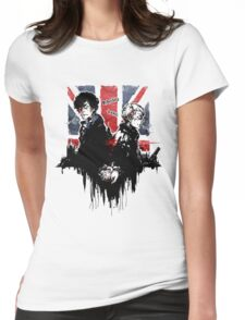 Sherlock: Consulting Detectives Womens Fitted T-Shirt
