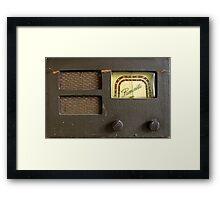 Promenette Framed Print