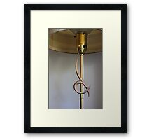 The 1950s are Calling Framed Print