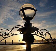 Morning Light in Llandudno by kalaryder