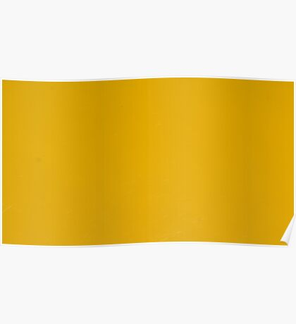 Dodge Detonator Yellow Paint Poster