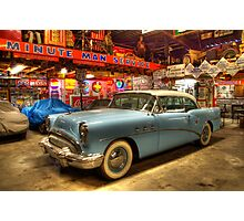 Automobile Heaven Photographic Print