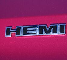 Dodge HEMI Furious Fuchsia by kalitarios