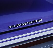 Plymouth Duster by kalitarios