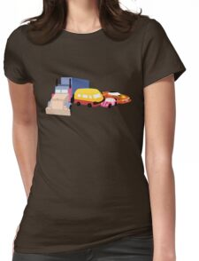 Hundred Acre Bots Womens Fitted T-Shirt