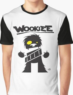 Wookiee Graphic T-Shirt