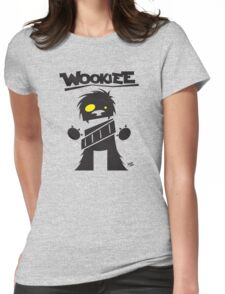 Wookiee Womens Fitted T-Shirt