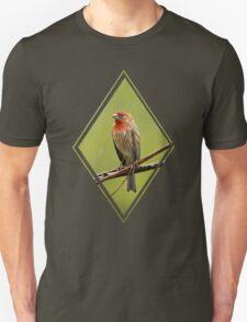 House Finch in the Rain T-Shirt