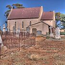 St Mary's Catholic Church, Mintaro, South Australia by Adrian Paul