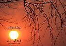 God's greeting by Elizabeth Kendall