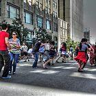 Street Shoe Shuffle by bannercgtl10