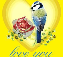 Love bird by JayZ99