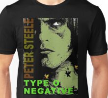 TYPE O NEGATIVE Rey6 Peter Steele Unisex T-Shirt