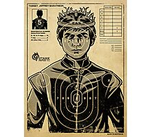 The Perfect Target Photographic Print