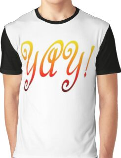 Yay! Graphic T-Shirt