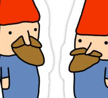 Gnome Love Sticker