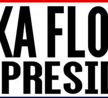 Waka Flocka For President Sticker