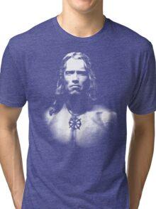 CONAN [halftone] Tri-blend T-Shirt