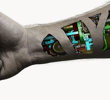 Cybernetic Arm by WDaRos714