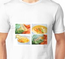 Quartetto del Bon Gusto  Unisex T-Shirt