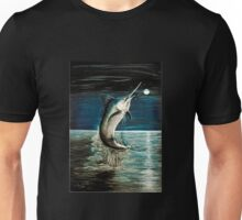 Moonlit Marlin Unisex T-Shirt