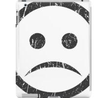 Cool SAD Face iPad Case/Skin