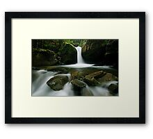 Flow to me Framed Print