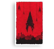 Reapers - Mass Effect Canvas Print