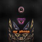 My phone i-phone VIII by sunnymood