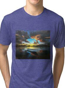 the still Tri-blend T-Shirt